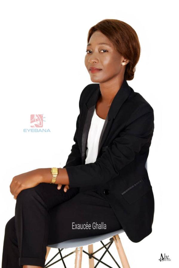 Exaucée Ghalla, CEO Agro-Zoe